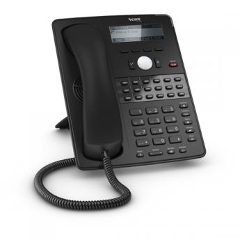 Los teléfonos Snom empleados por Vtel para la unidad comercial Unit