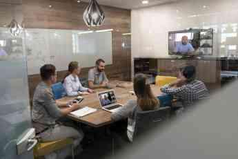 Foto de Sala videoconferencia