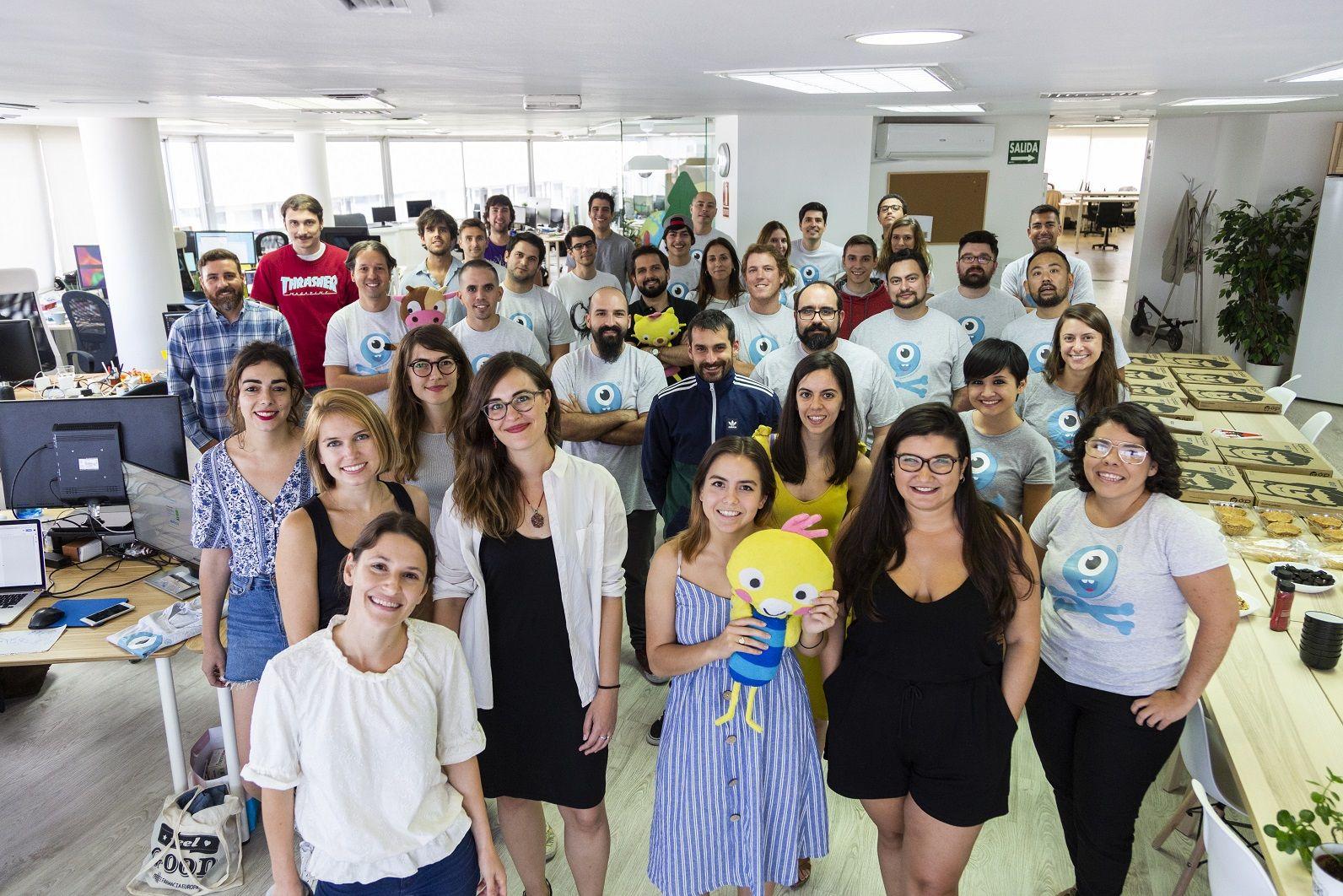 Foto de Lingokids cuenta con una plantilla de 40 empleados