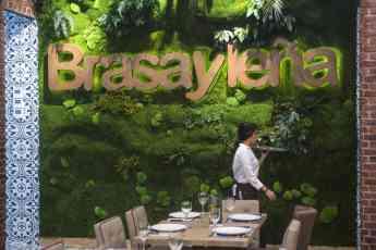La cadena Brasayleña alcanza 1,4 millones de clientes y prevé un crecimiento en ventas del 18%