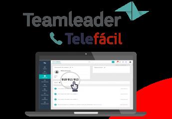Integración con Teamleader y Telefácil