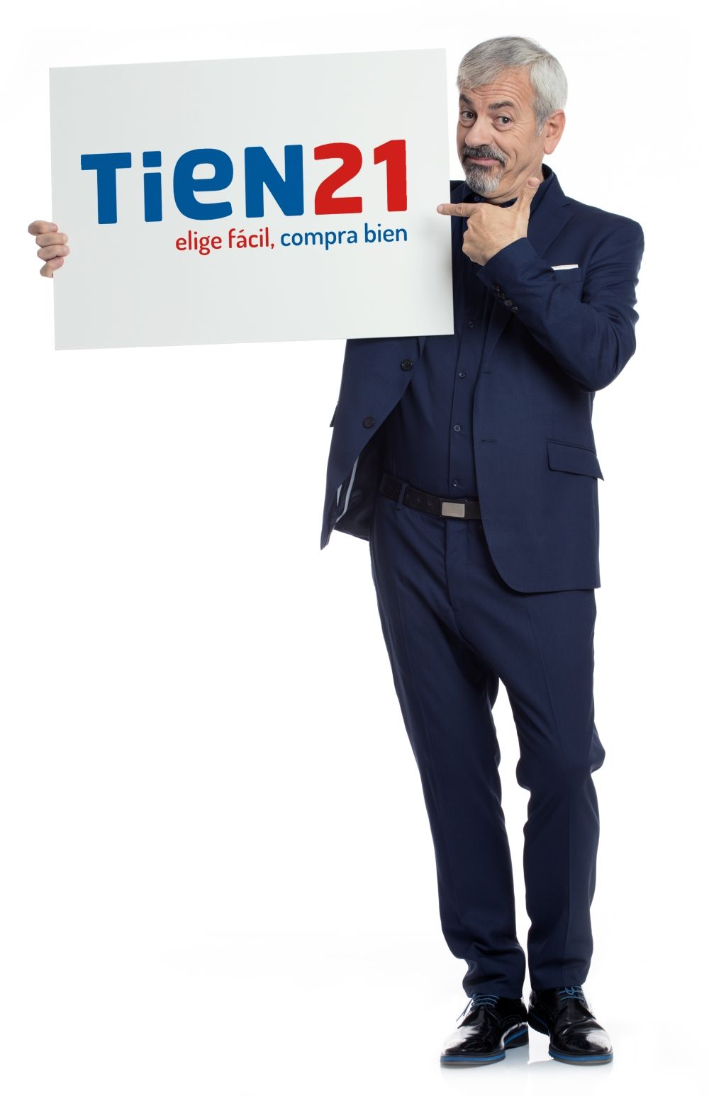 Foto de TIEN21 cambia su logo
