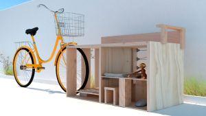 Fontanot da las claves para reconvertir su caja de embalaje de  madera en un mueble de diseño funcional y ecológico