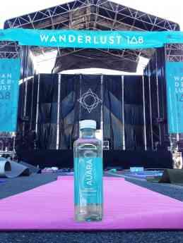 Auara será el agua oficial de Wanderlust 108, evento mundial de yoga y meditación
