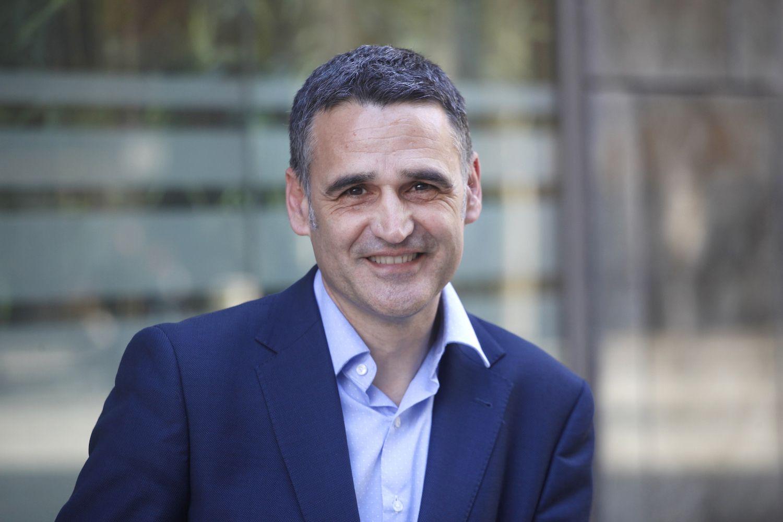 Foto de Josu Ugarte, nuevo presidente de Schneider Electric en