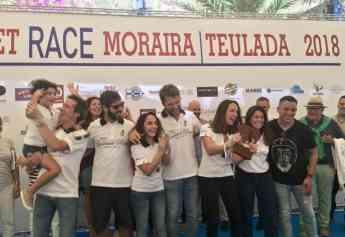 Caraz, de Antonio Carbonell, con José y Paloma a los fogones, ganador de la VII Gourmet Race Moraira-Teulada