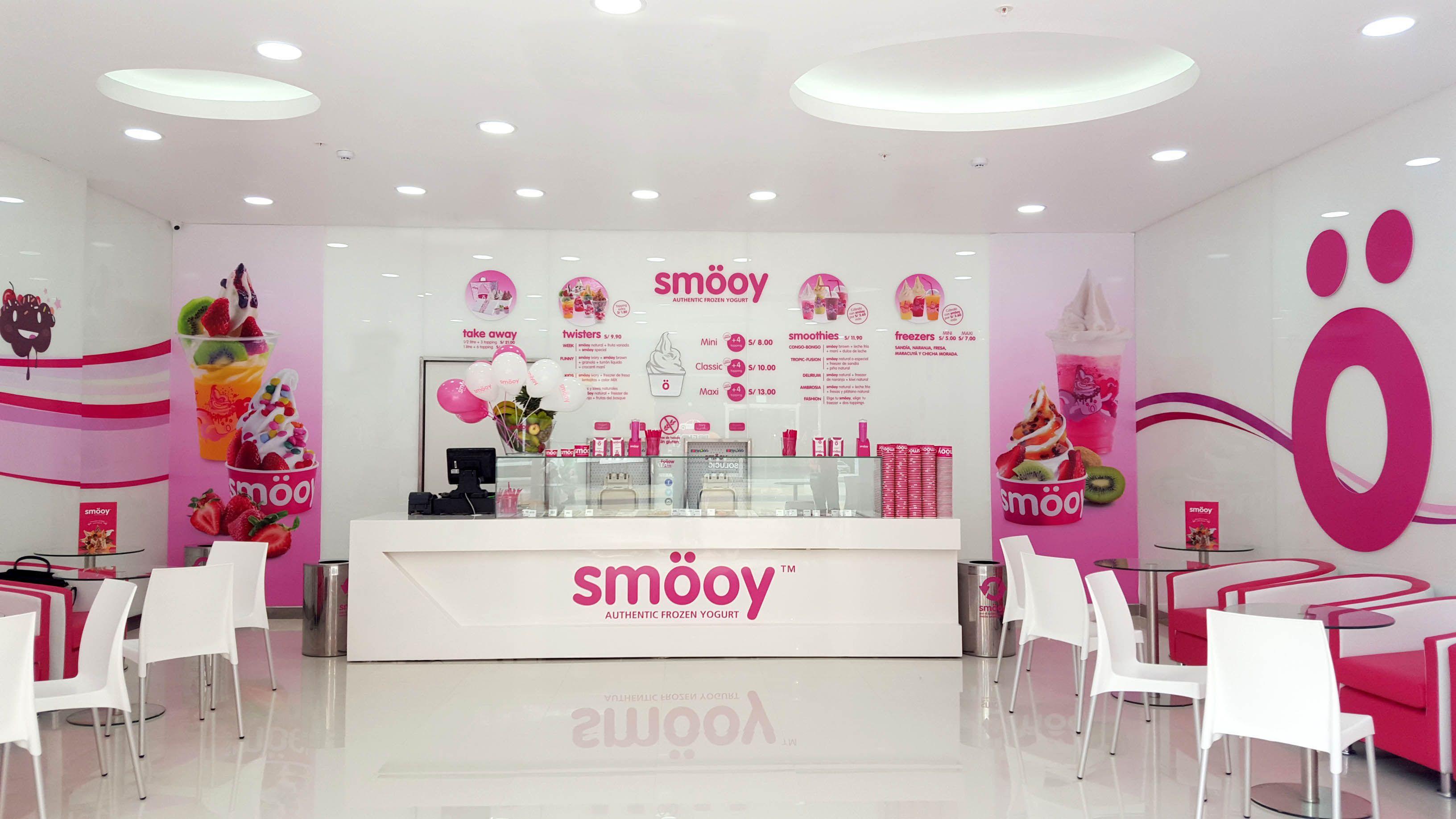 Foto de Interior smöoy