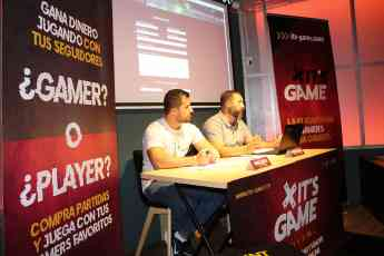 Foto de Presentación It´s Game