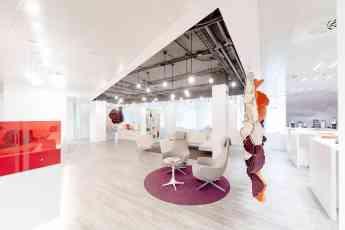 Lexington expande su modelo de espacios de trabajo más rompedor en el corazón financiero de Madrid