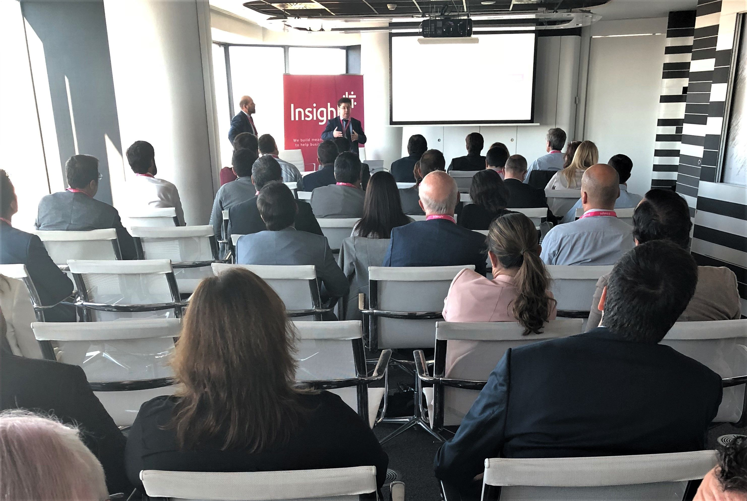 Foto de Insight's Meet the Experts 2018