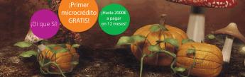 CréditoSí lanza una nueva campaña para que viajar durante el puente de Halloween sea más económico