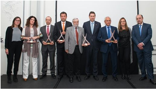 Foto de Premiados Xcellens 2016