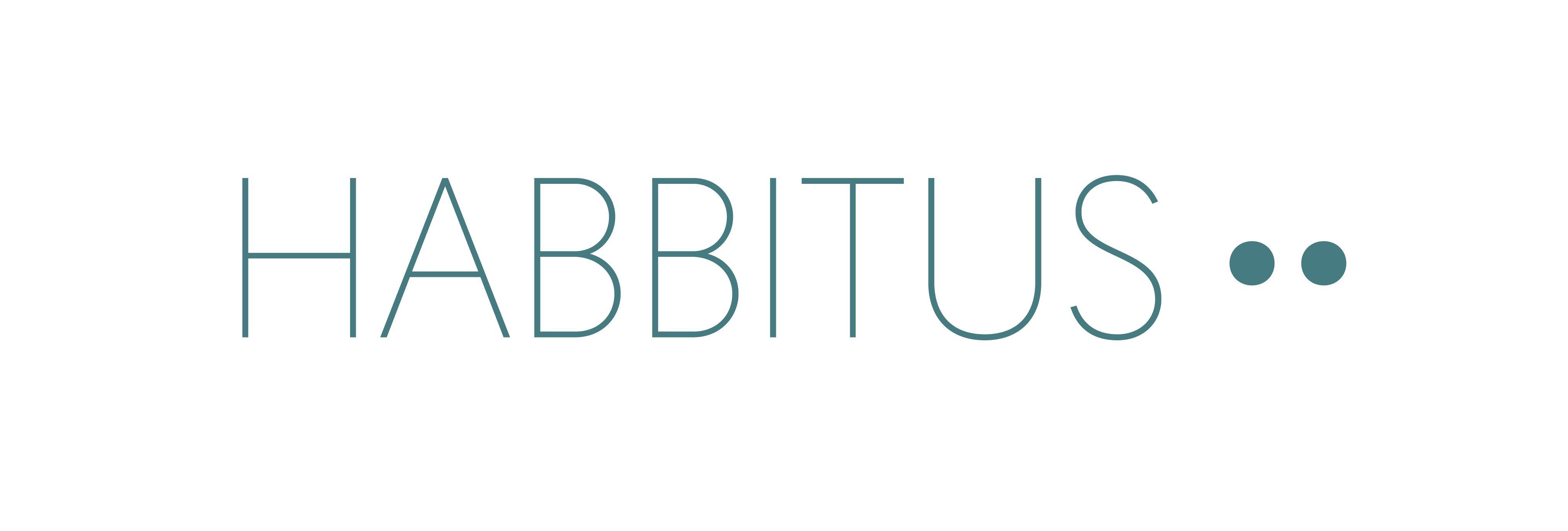 Fotografia Habbitus-Athleisure-Logo