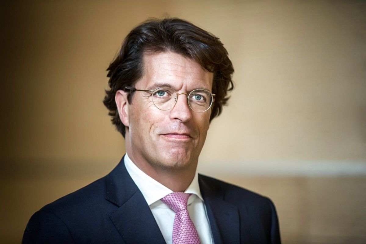 Foto de Klaus Rosenfeld, CEO Schaeffler