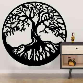 Foto de Vinilo árbol de la vida
