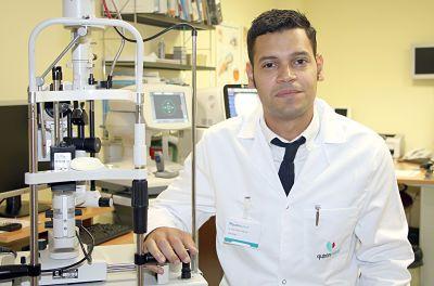 Foto de Iñaki Aldasoro, oftalmólogo: