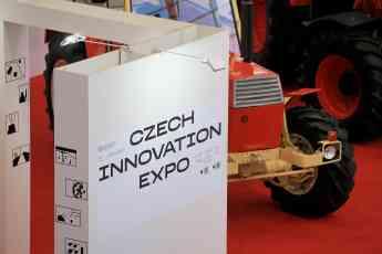 Foto de Exposición sobre los inventos checos más innovadores, en IIL