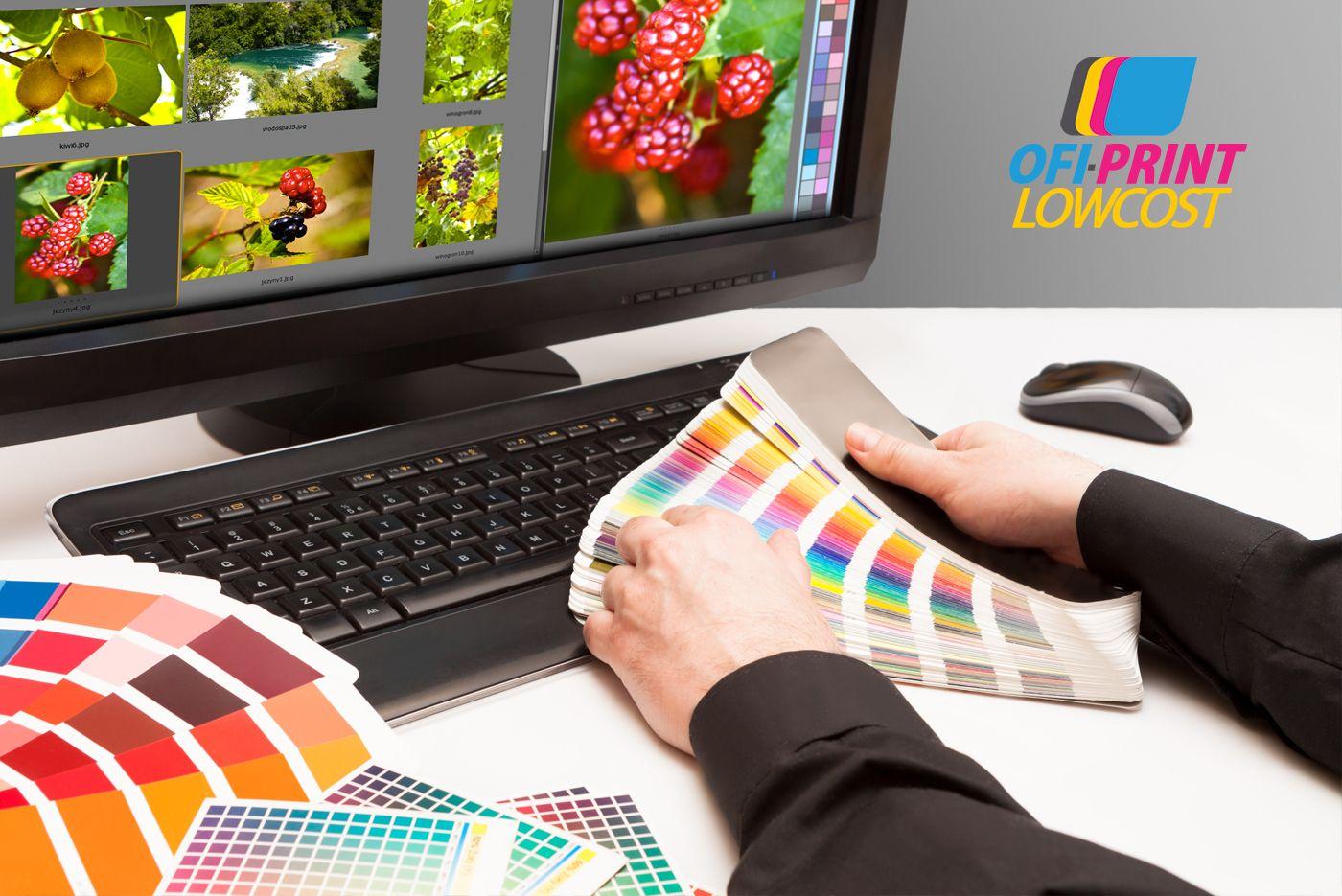 Foto de ventajas de la impresión online
