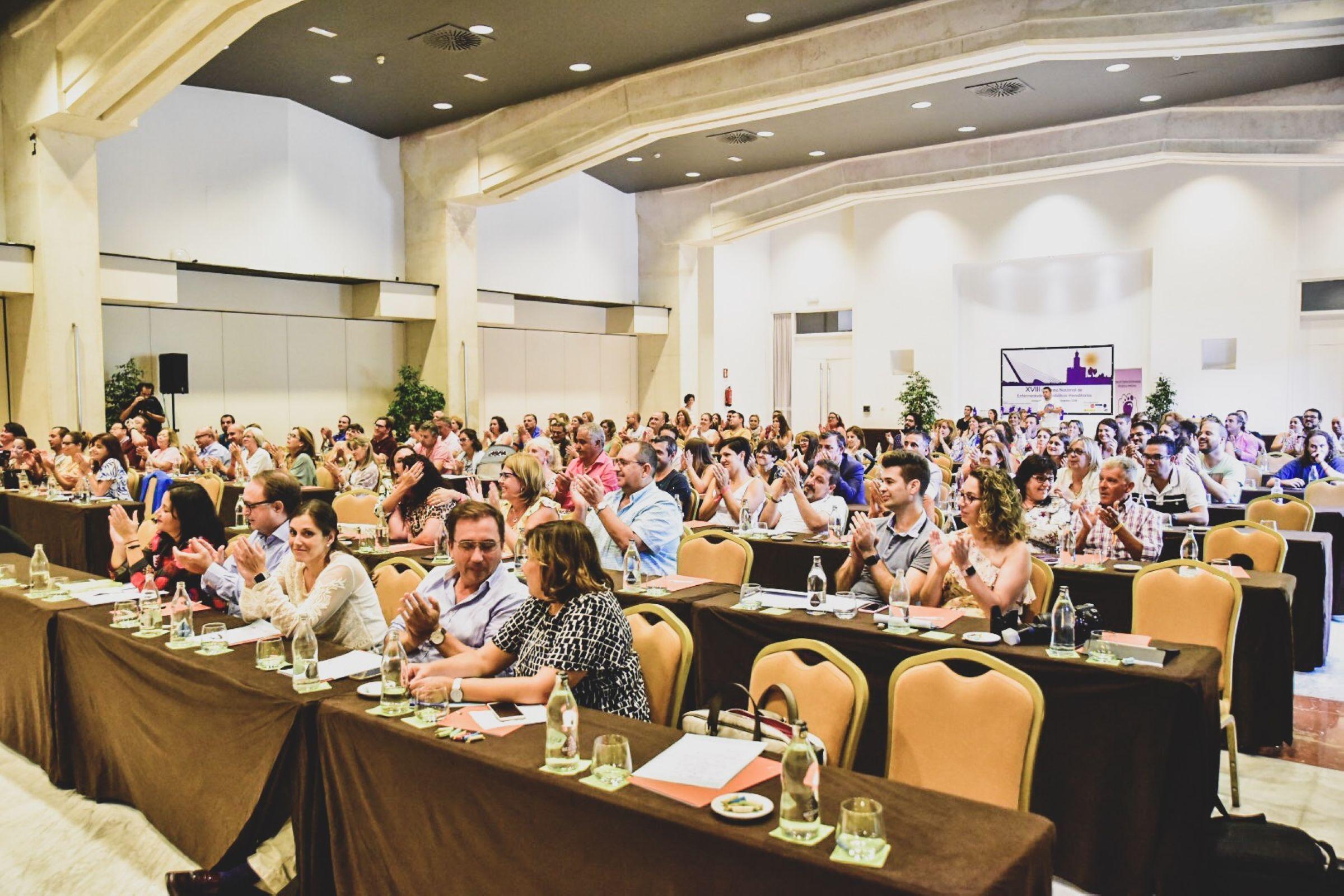 Foto de Asistentes al congreso