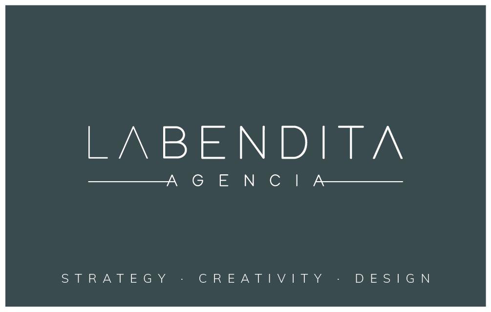Fotografia Logo La Bendita Agencia