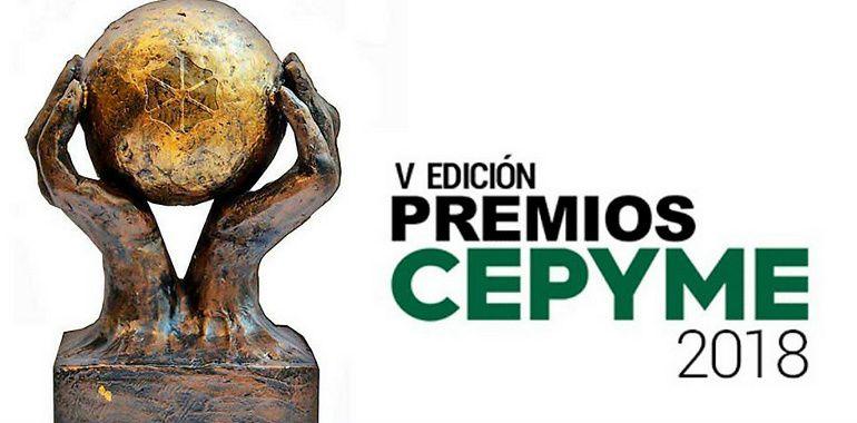 Fotografia V Premios CEPYME 2018