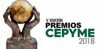Normadat, finalista en los V Premios CEPYME