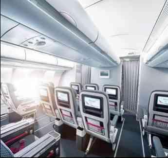 Eurowings y Deutsche Telekom permiten la navegación gratuita durante el vuelo