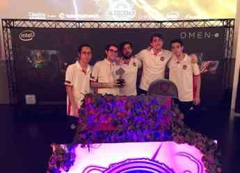 Mad Lions Academy - ganadores del Circuito Tormenta de LoL