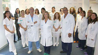 Foto de La Unidad de Reproducción Asistida del Hospital de Día