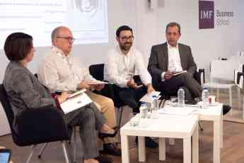 IMF Business School y Plus40net celebraron ayer una jornada para debatir sobre el talento invisible