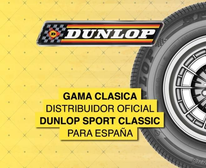 Fotografia Dunlop Gama Clásica
