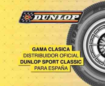 Gama Clásica se convierte en el nuevo distribuidor oficial de Dunlop Sport Classic