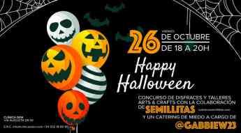 Clínica Den - Halloween