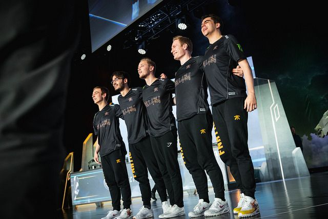 Dos equipos europeos, Fnatic y G2 Esports, entre los ocho mejores del mundo