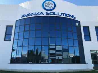 Foto de El presidente de Timur visita Avanza Solutions