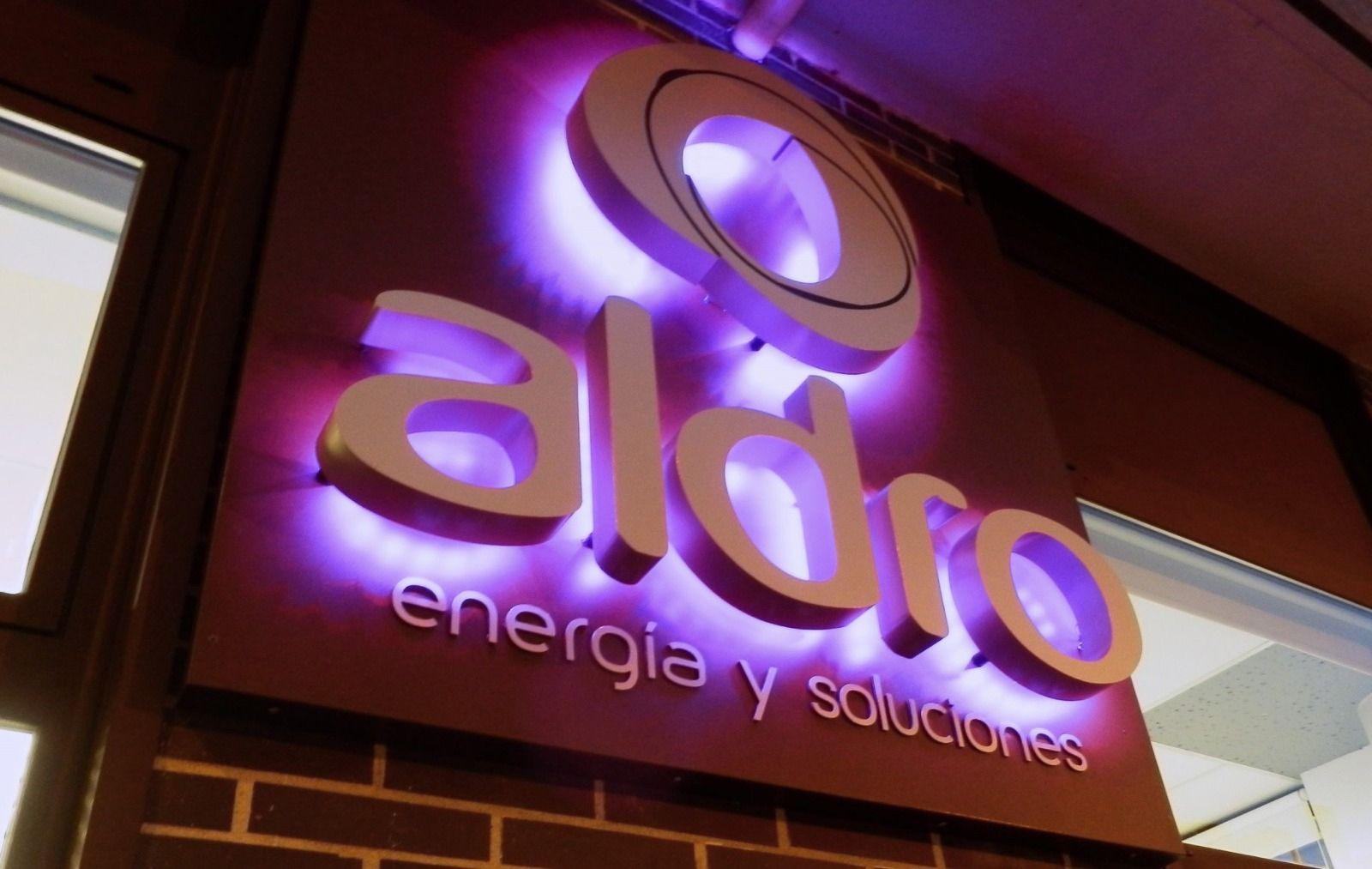 Fotografia Aldro Energía