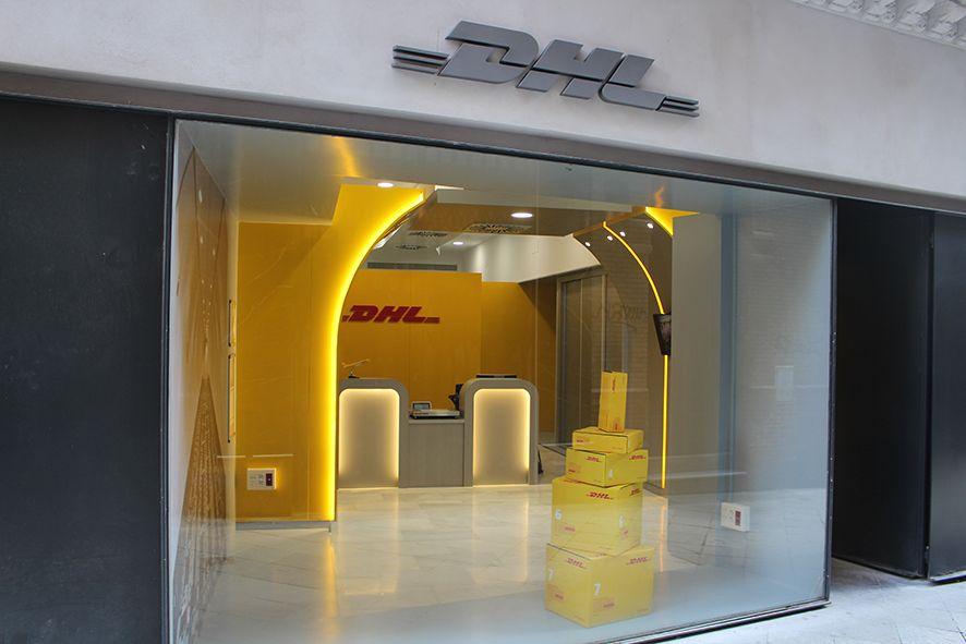 Foto de Express Center de DHL Express en Sevilla