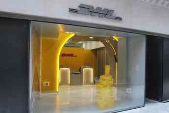 Express Center de DHL Express en Sevilla