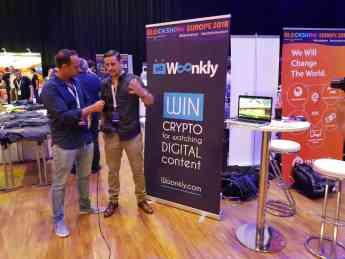 Woonkly.com, la criptomoneda liderada por el Youtuber Manchego 'Mr. Santos,' arrasa en Dubai