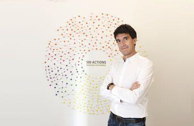 Foto de Marc Guitart-CEO Brandcelona