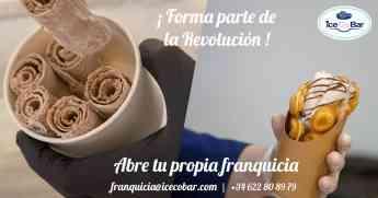 IceCobar revoluciona el mercado español de los helados saludables