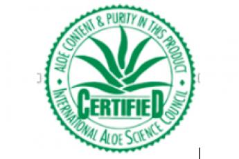 Veracetics, primera empresa que obtiene la triple certificación del International Aloe Science Council