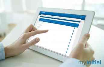 myInitial: transparencia en la realización de los servicios de higiene