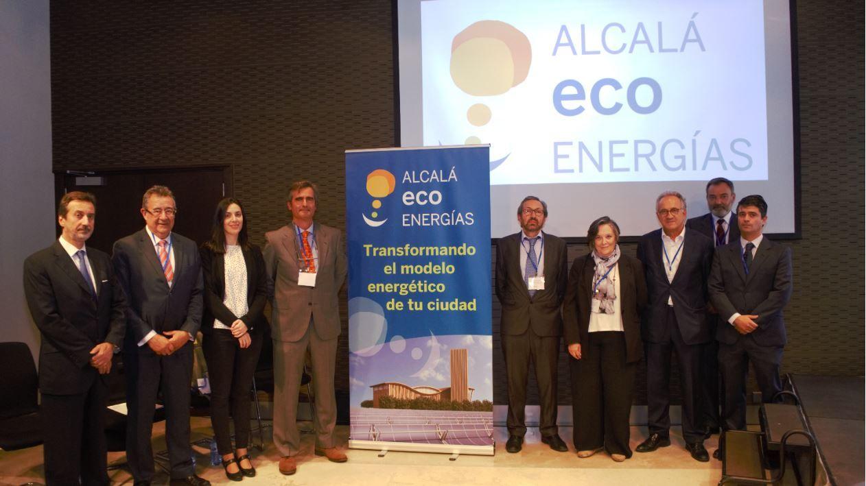 Foto de Presentación proyecto Alcalá Eco Energías
