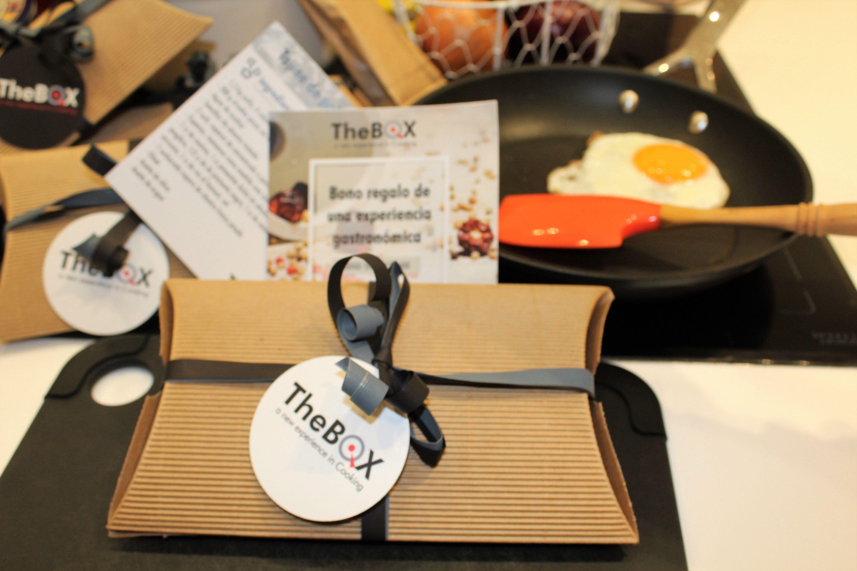 TheBox lanza a la venta sus cursos de cocina para regalar esta Navidad