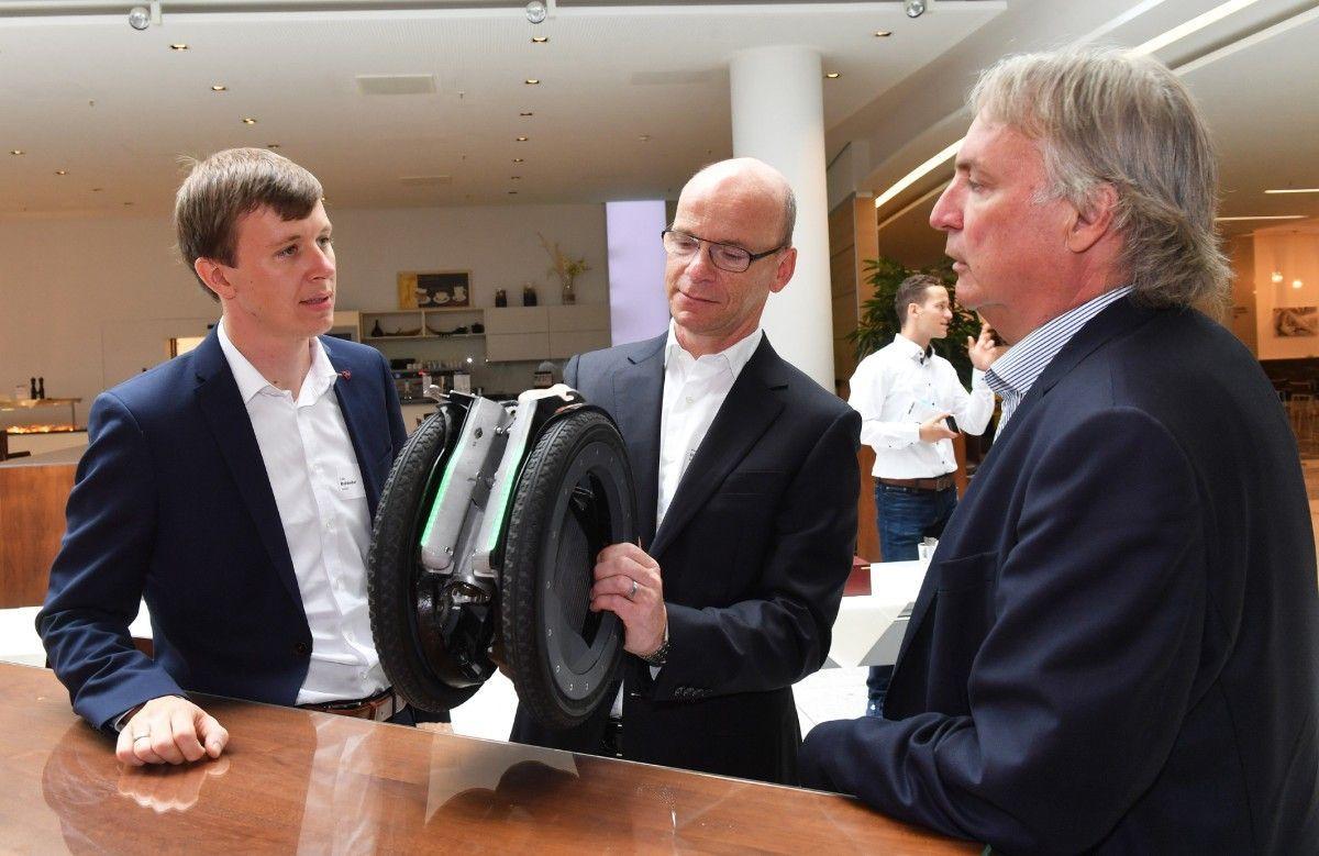 Schaeffler apoya a las empresas emergentes