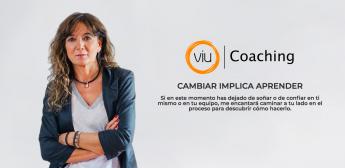 Viu Coaching presenta el caso de éxito de Johanna Rivera y habla de la vision de 'drone' del 'coach'