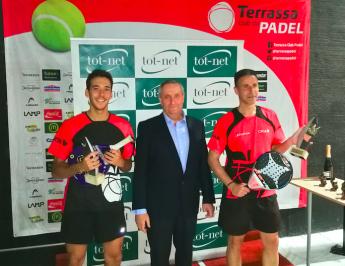 Noticias Otros deportes | Torneig Pàdel TOT NET