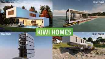 Kiwi Homes & Kiwi Bricks nuevos modelos de innovación en construcción y comercialización inmobiliaria