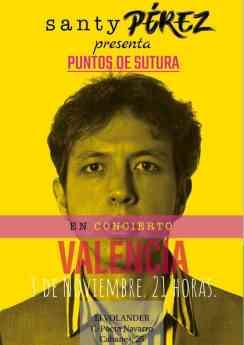 Santy Pérez en El Volander